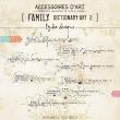 Family | Dictionary Art 2