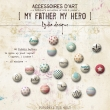 My Father My Hero | Buttons